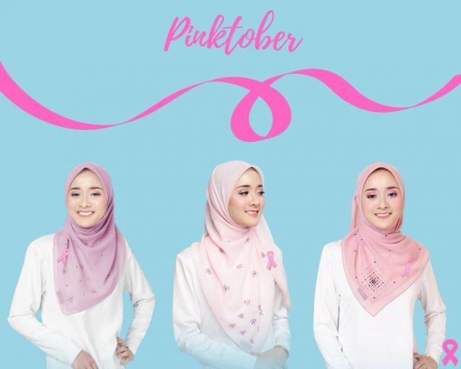 Tips Padanan Warna Baju Paling Sesuai Untuk Tudung Warna Pink